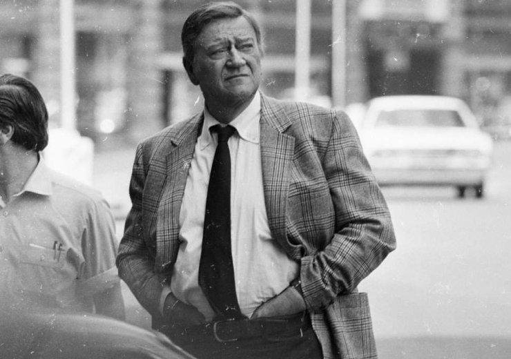 John Wayne Interview turn in News